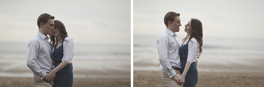 Scarborough Engagement Shoot