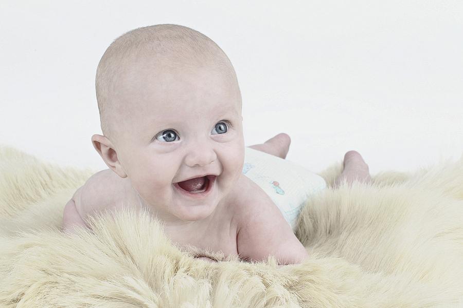 Baby Portrait - Scarborough