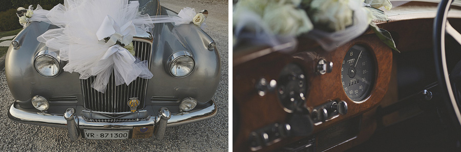 silver Bentley