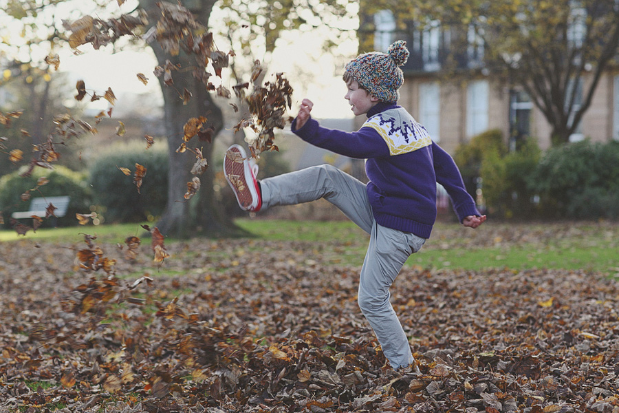 Lifestyle Outdoor Portrait Photography