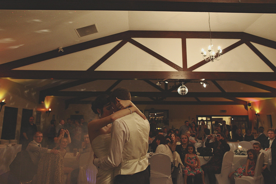 First Dance at Ox Pasture Hall