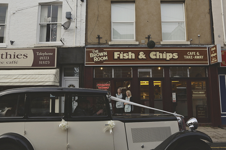 The Brown Room Fish & Chips