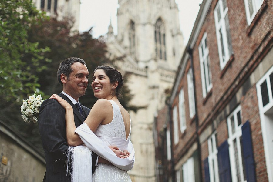 Bedern Hall York Wedding Photography-1