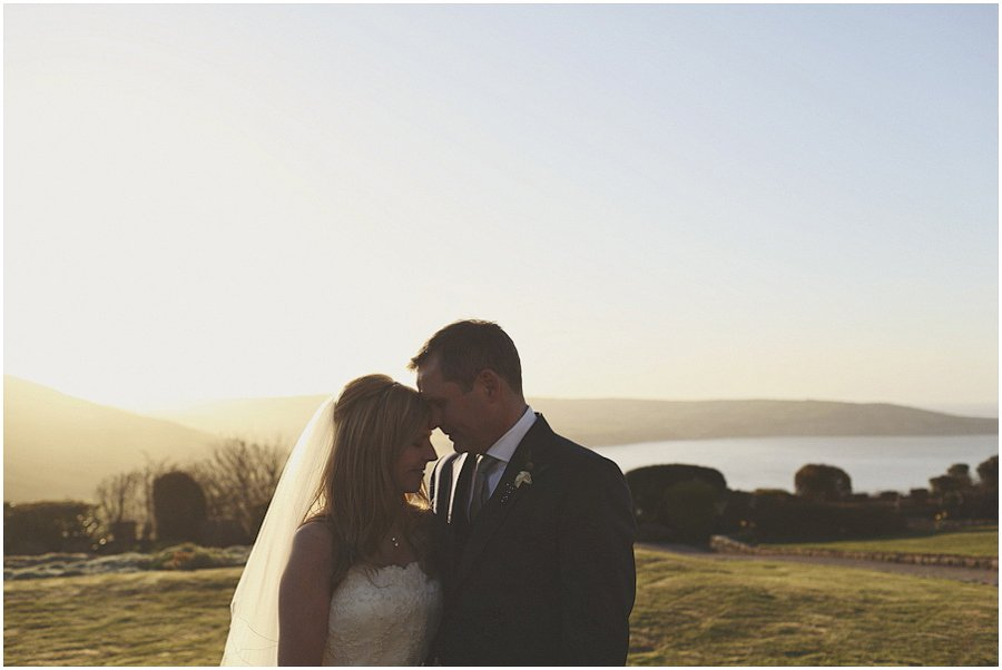 Bride-and-Groom-Sunset