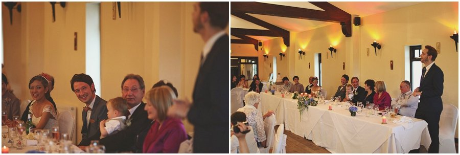 Best Man Ox Pasture Hall Wedding Speeches