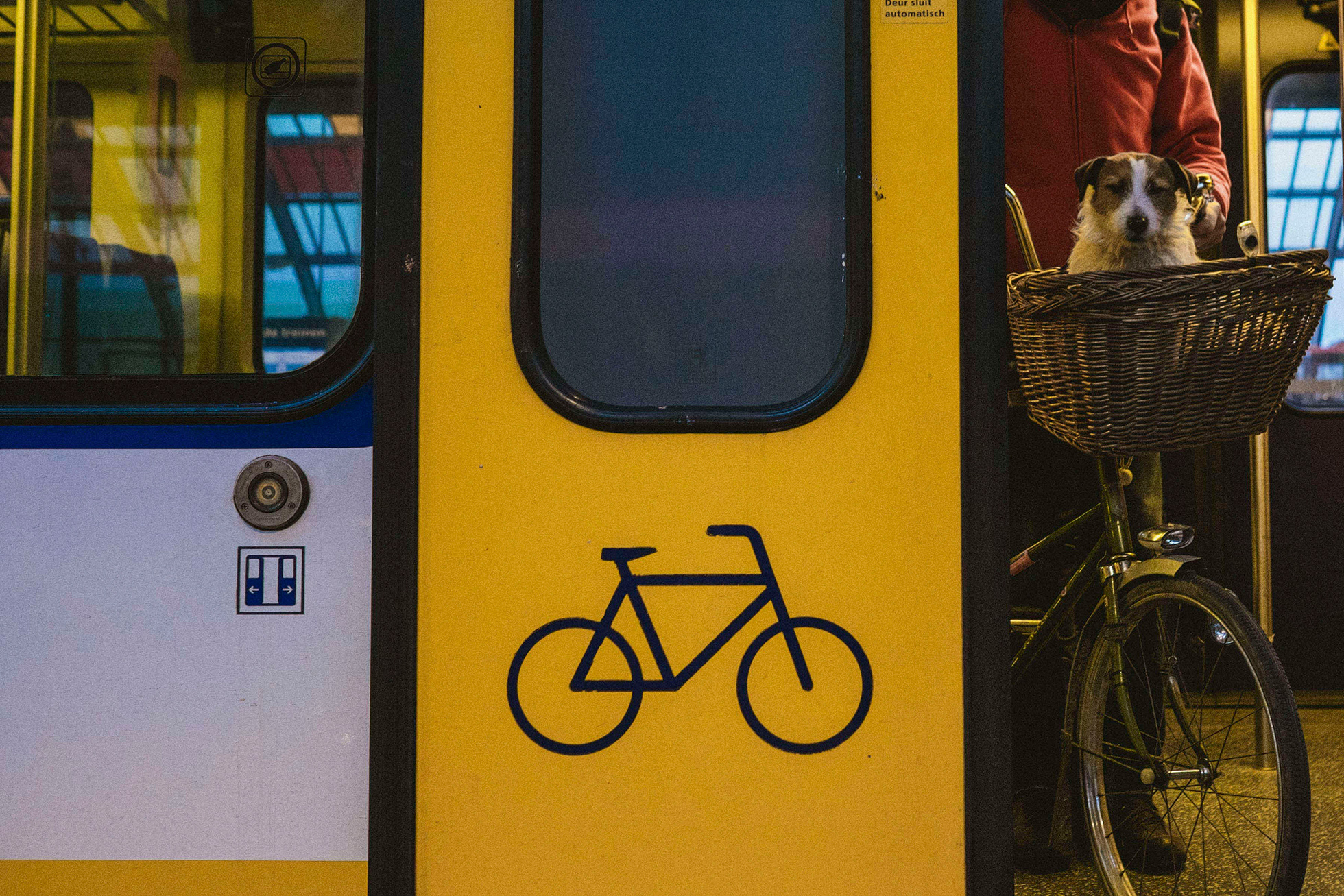 Amsterdam Street Photography with Fuji X-T1