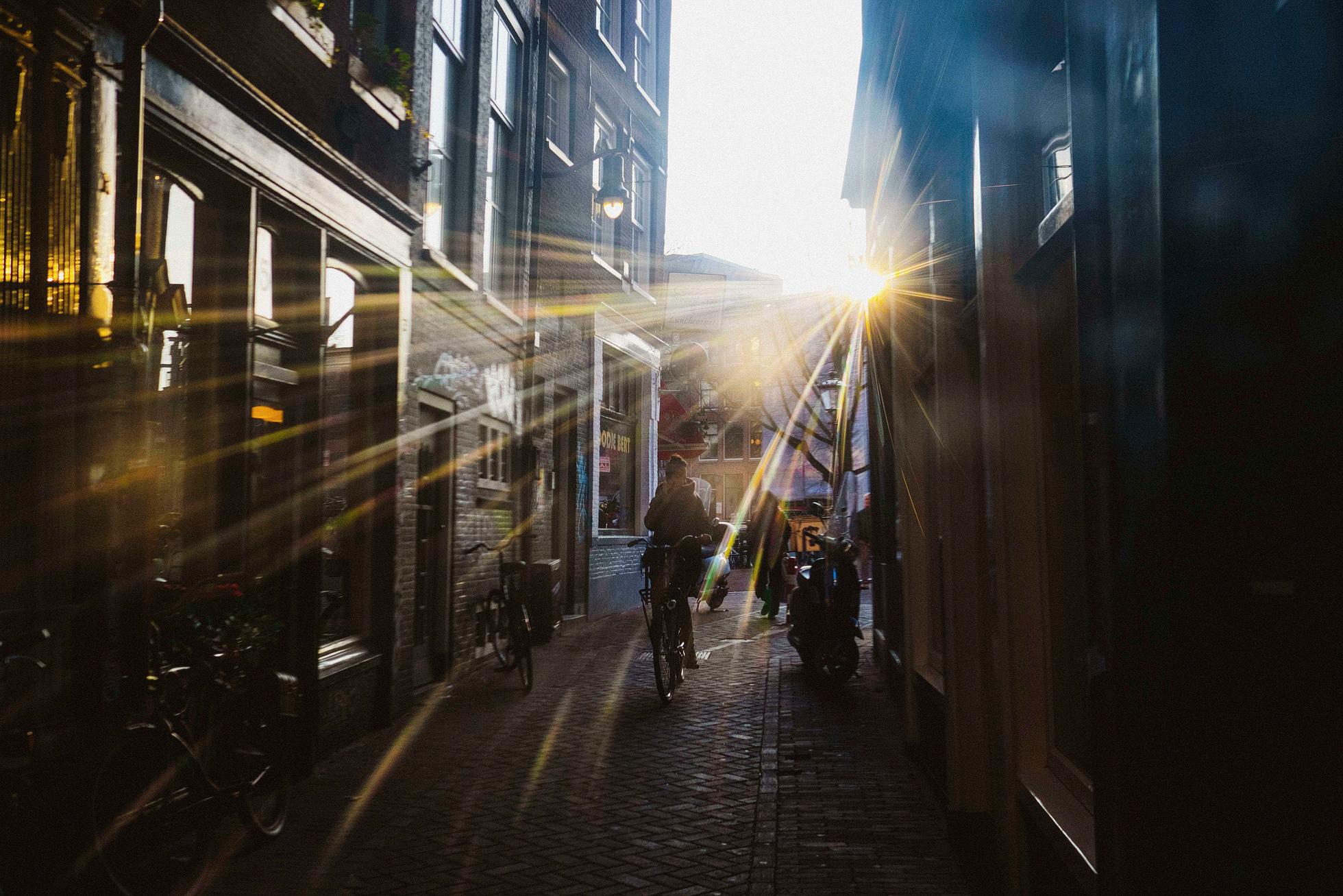 Street Amsterdam Photographer