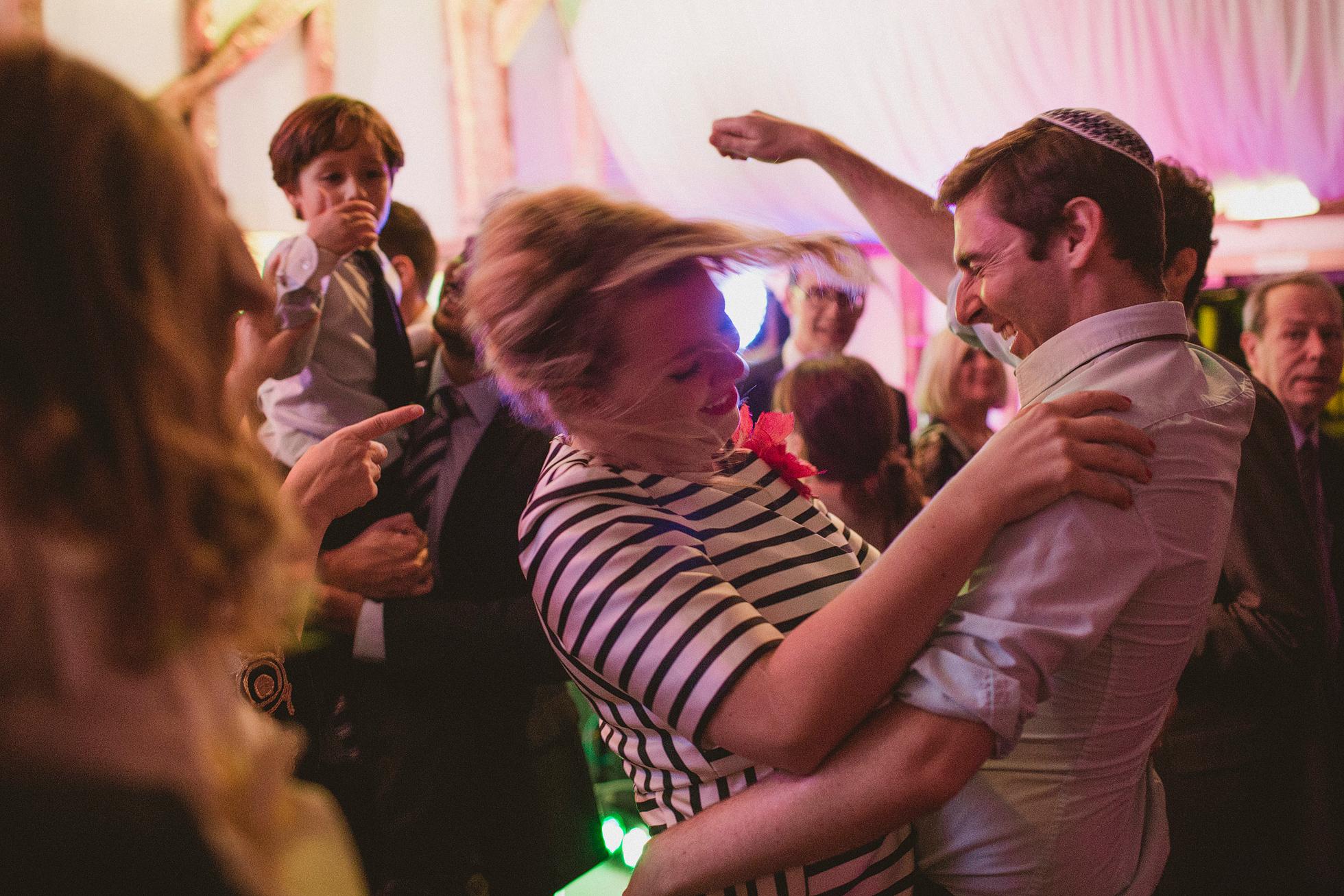 South Farm wedding dance photographs