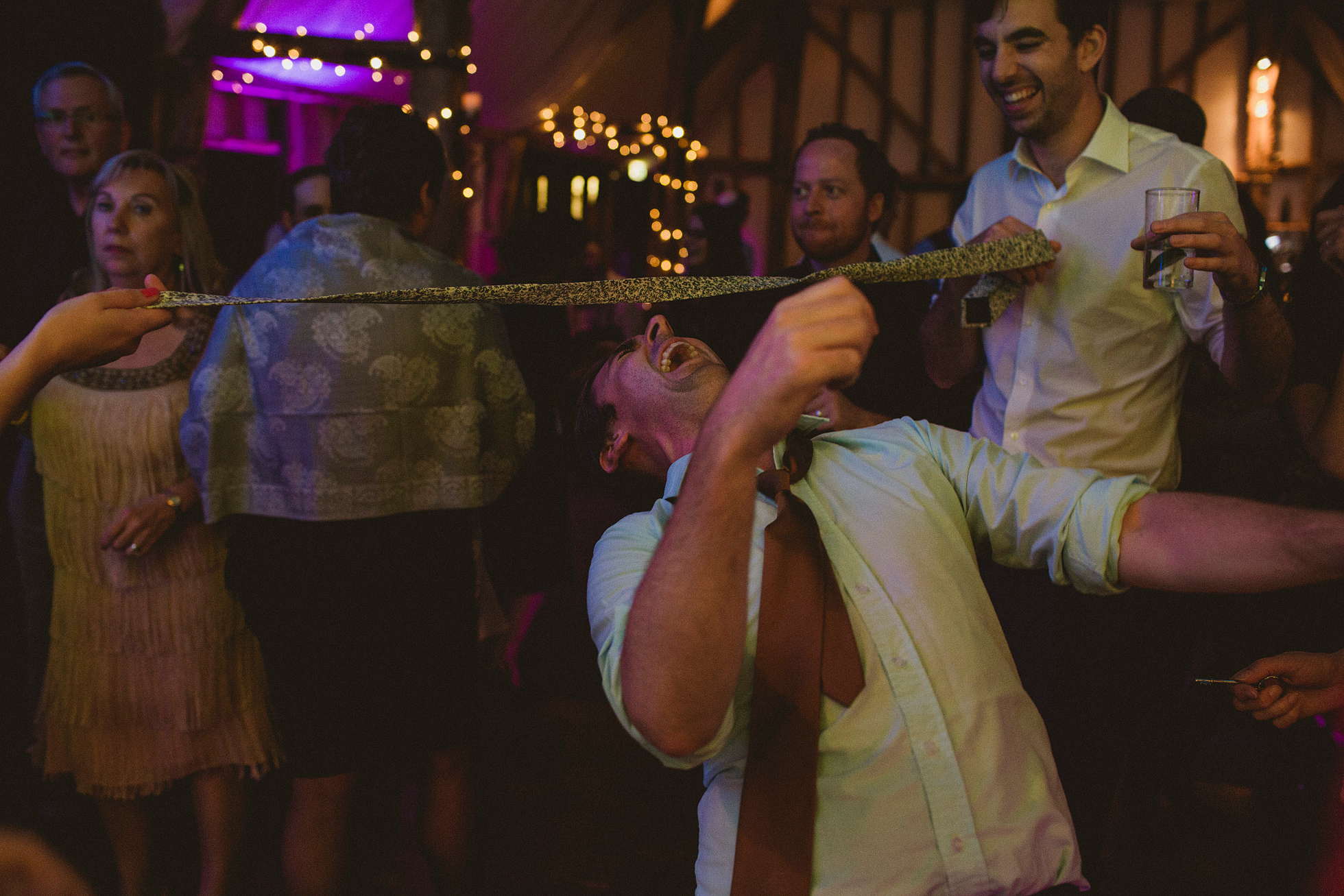 South Farm wedding dance images