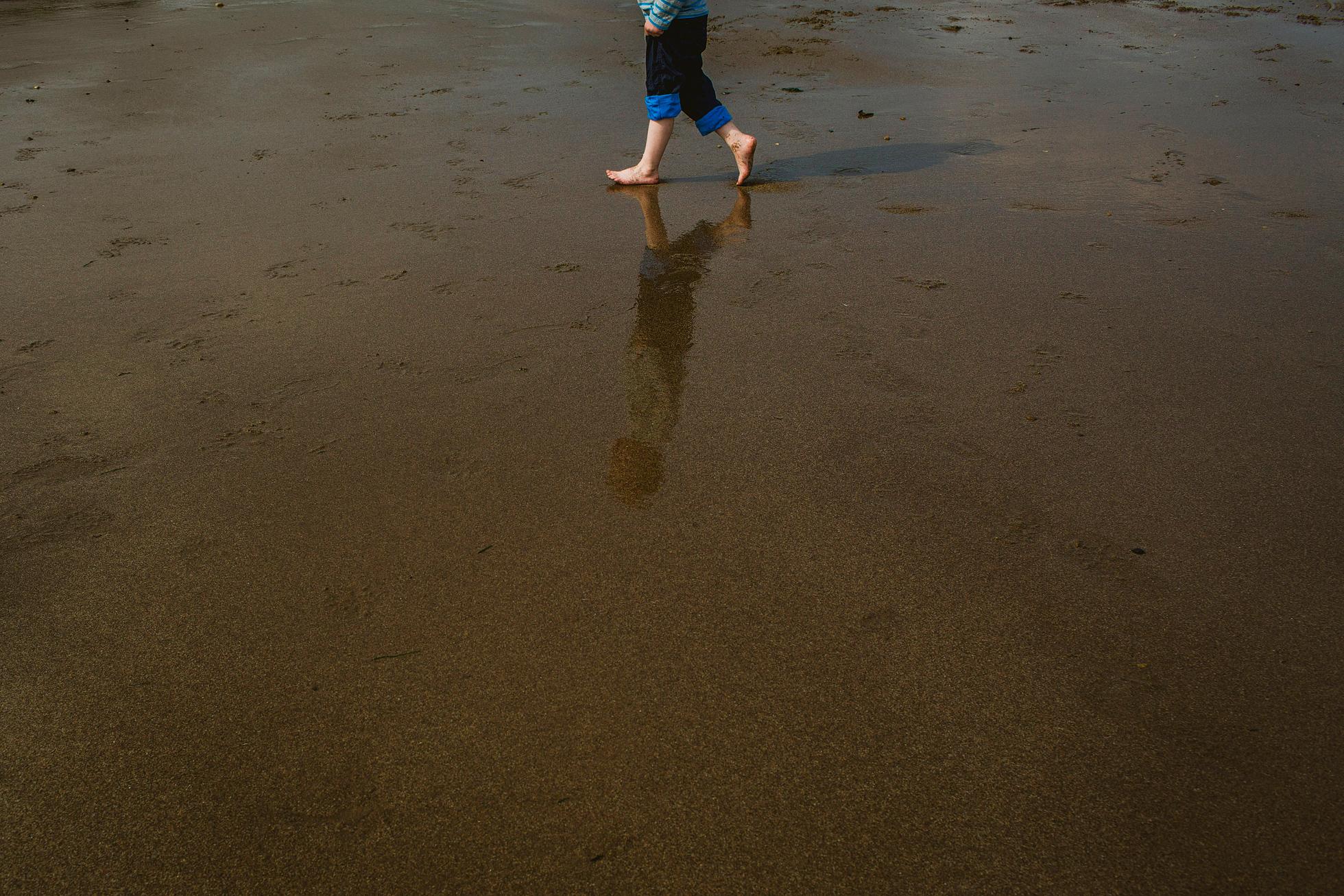 Beach Adventure in Scarborough