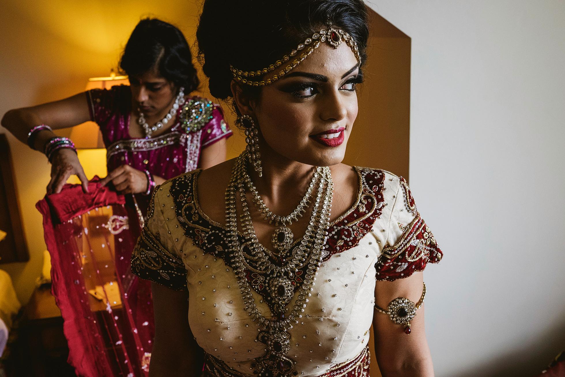 Yorkshire Indian Wedding Photographer