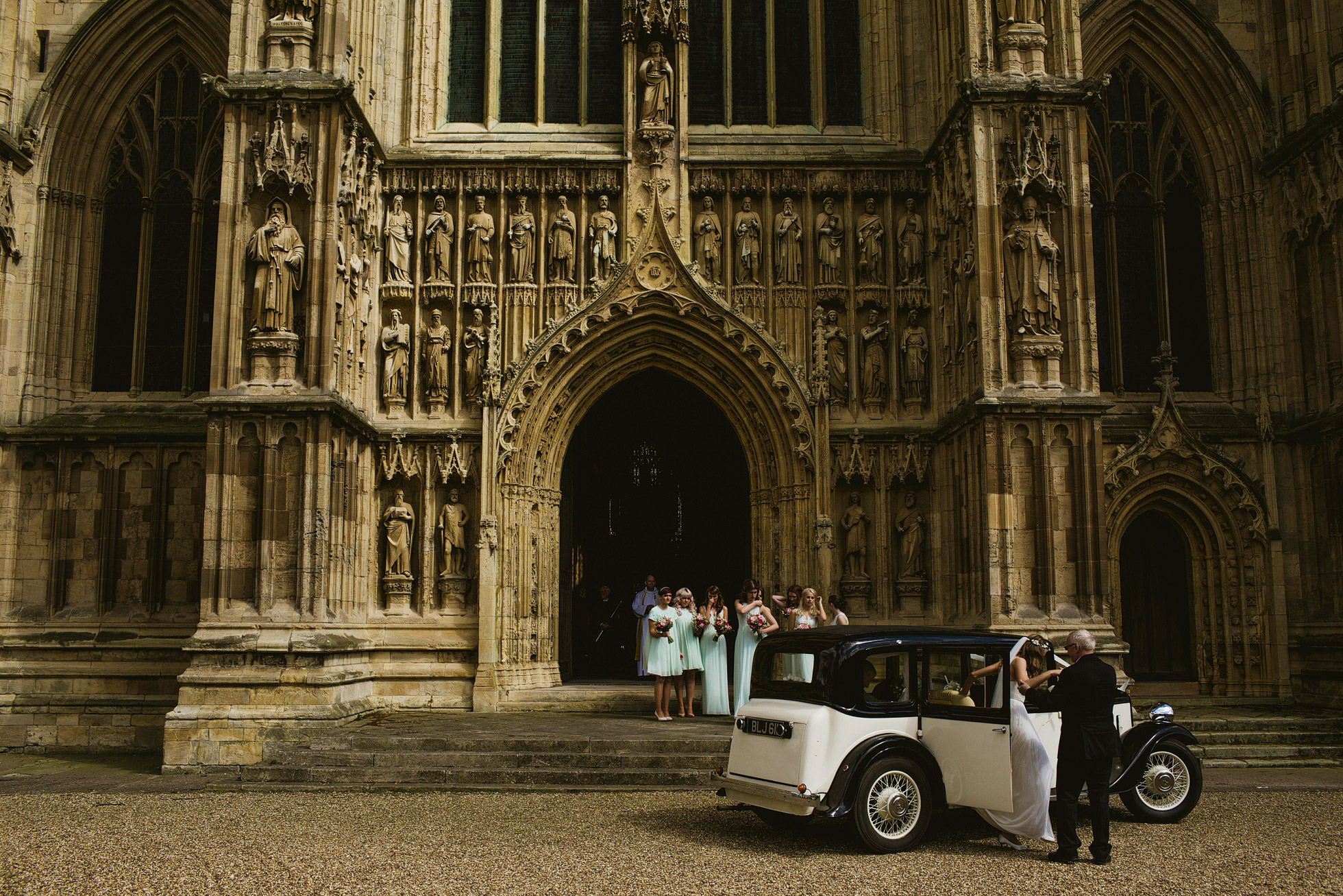 Beverley Minster Wedding Photographer