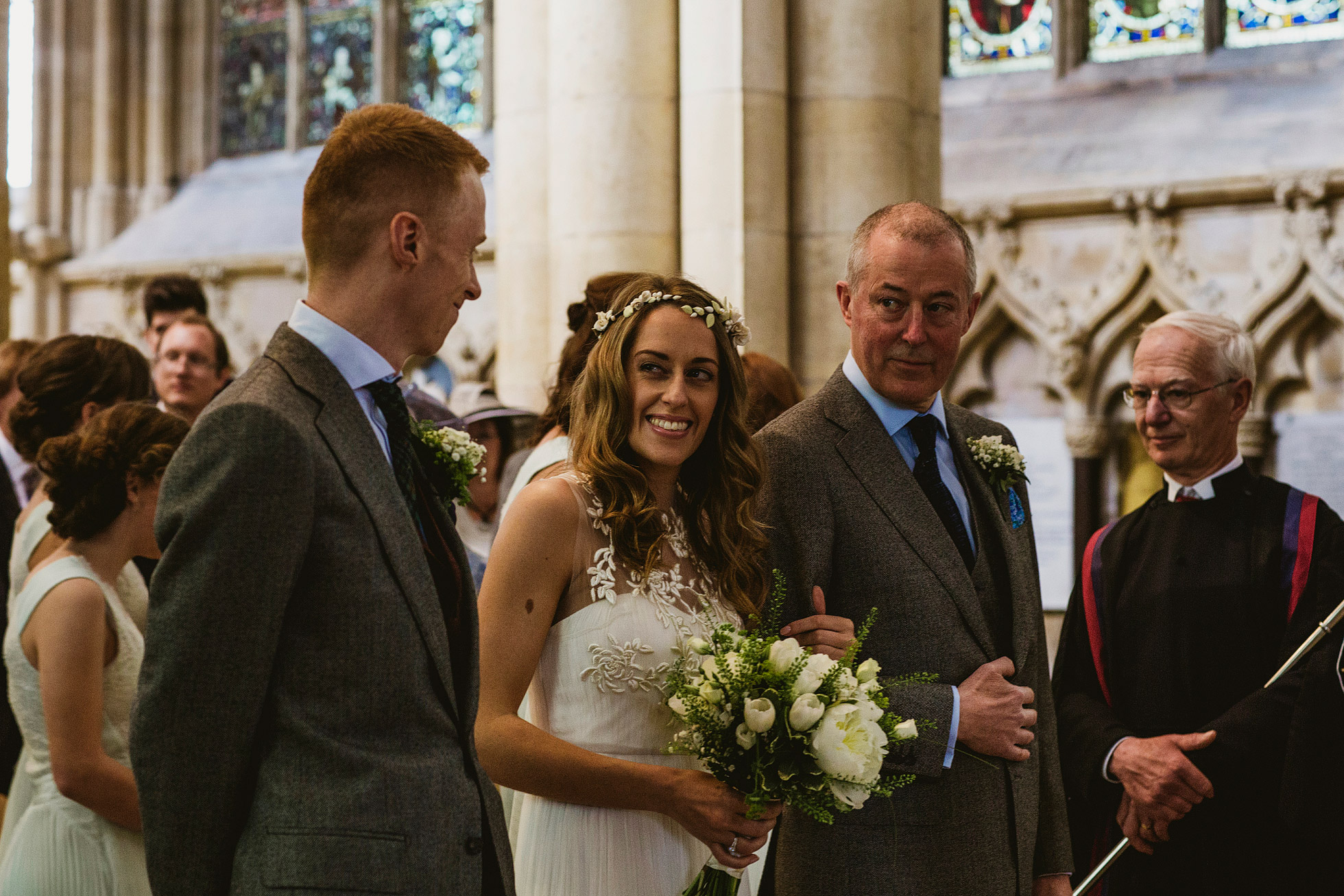Beverley Minster Wedding Photography