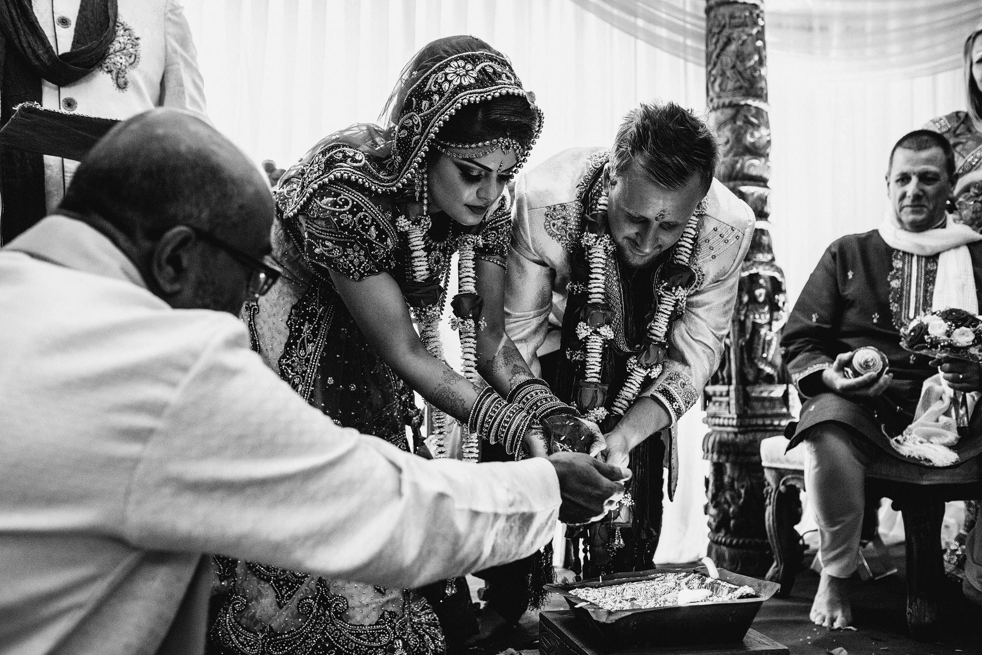Yorkshire Indian Wedding Photography