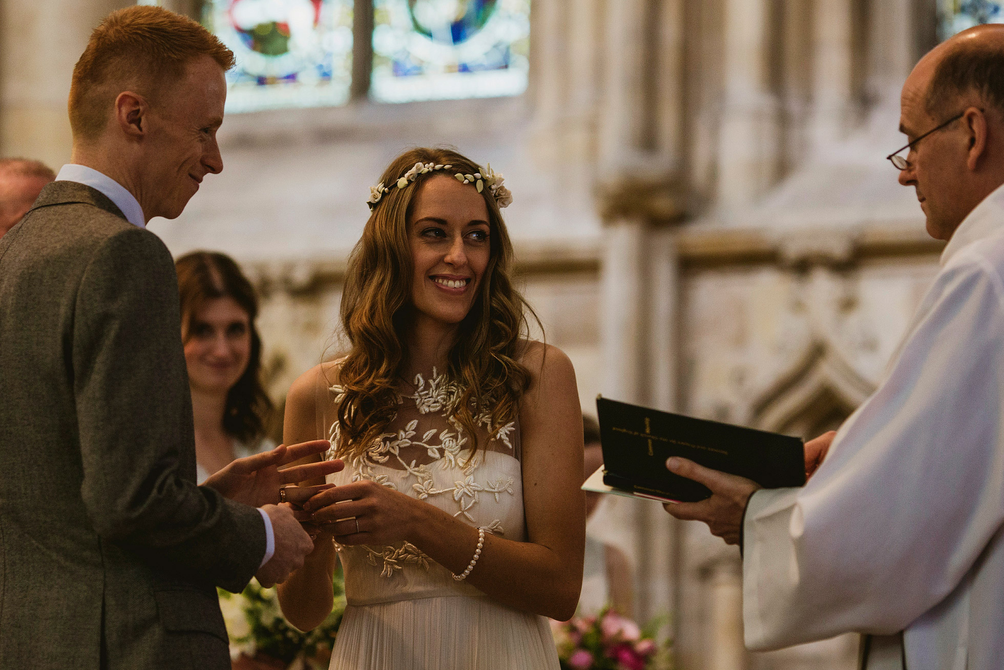 Beverley Minster Wedding Photographers