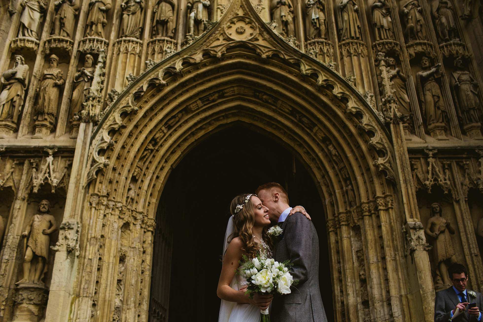 Beverley Minster Weddings