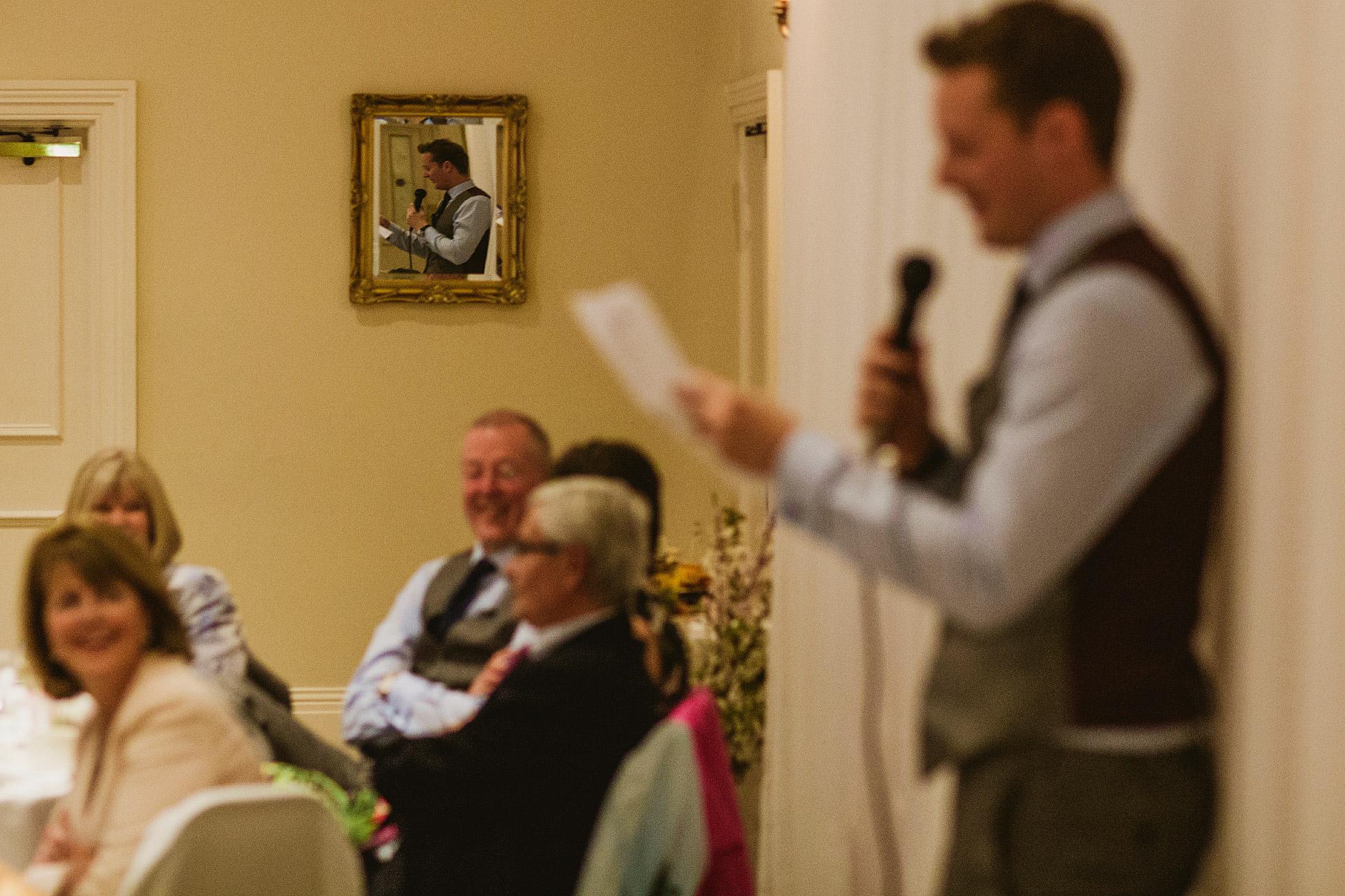 Beverley Minster Wedding Speeches