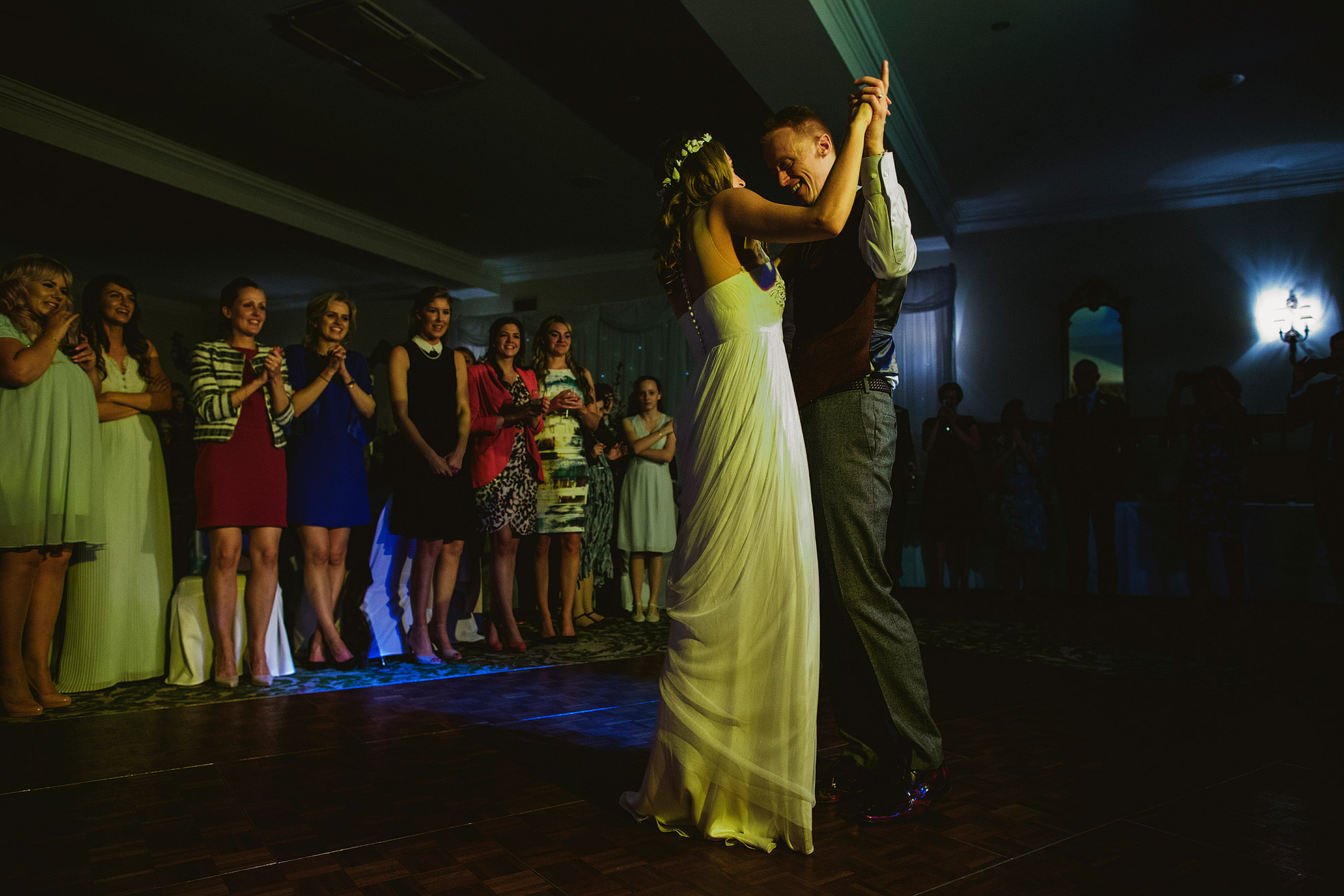 Beverley Weddings Evening Photography