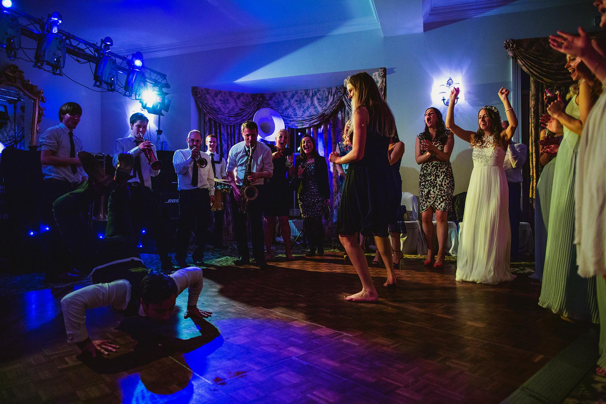 Evening Reception Wedding Photography
