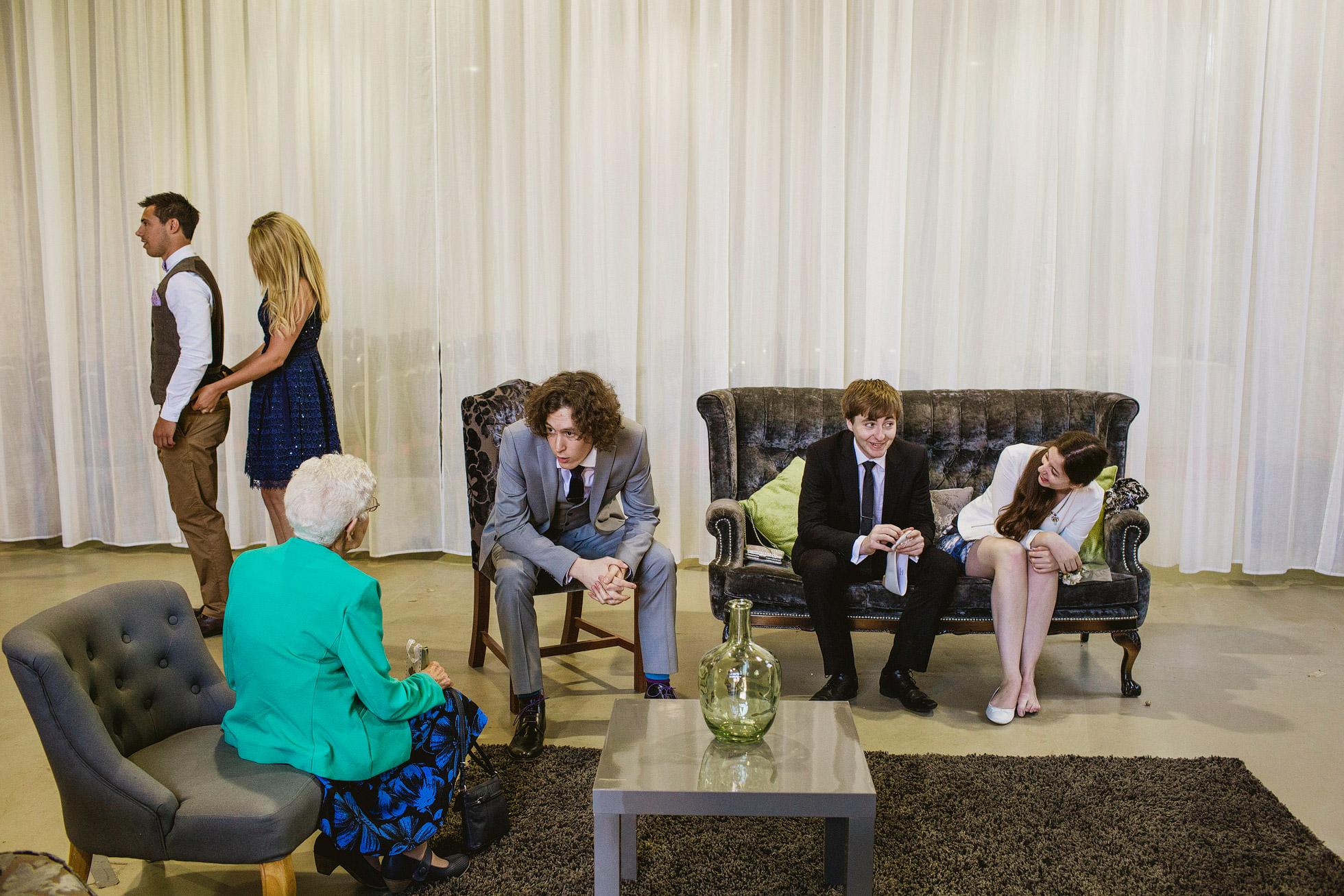 Calke Abbey Wedding Preparations