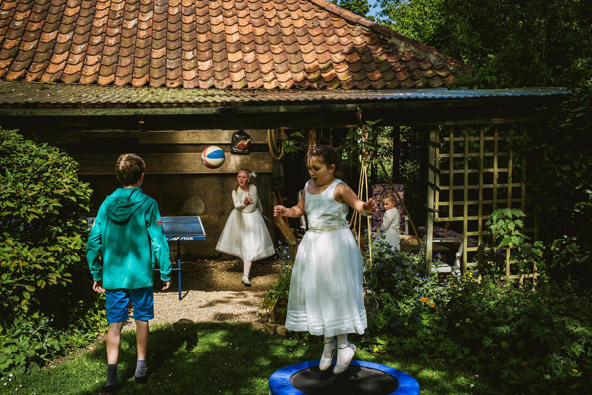 Garden Marquee Party