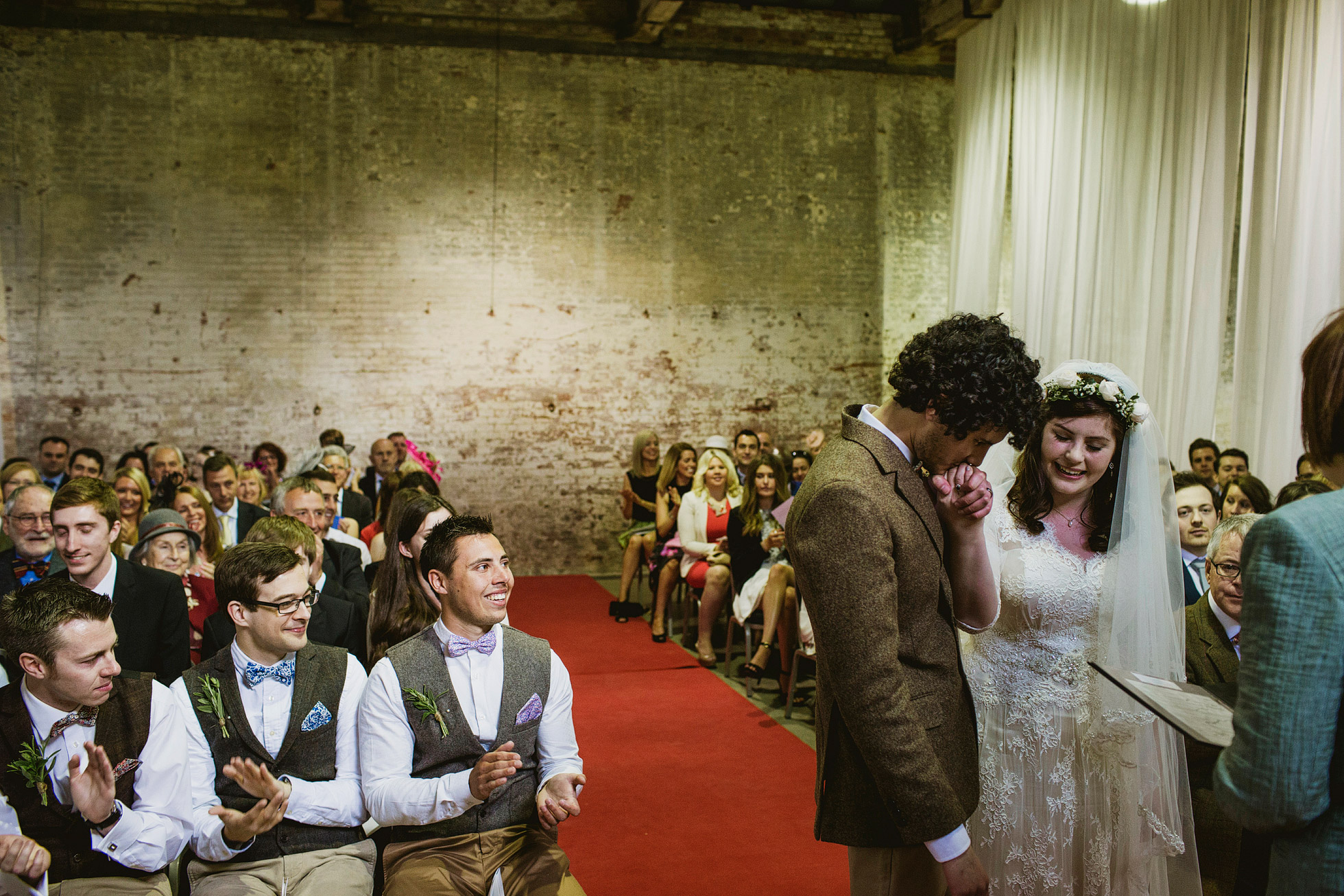 Calke Abbey Wedding Ceremony