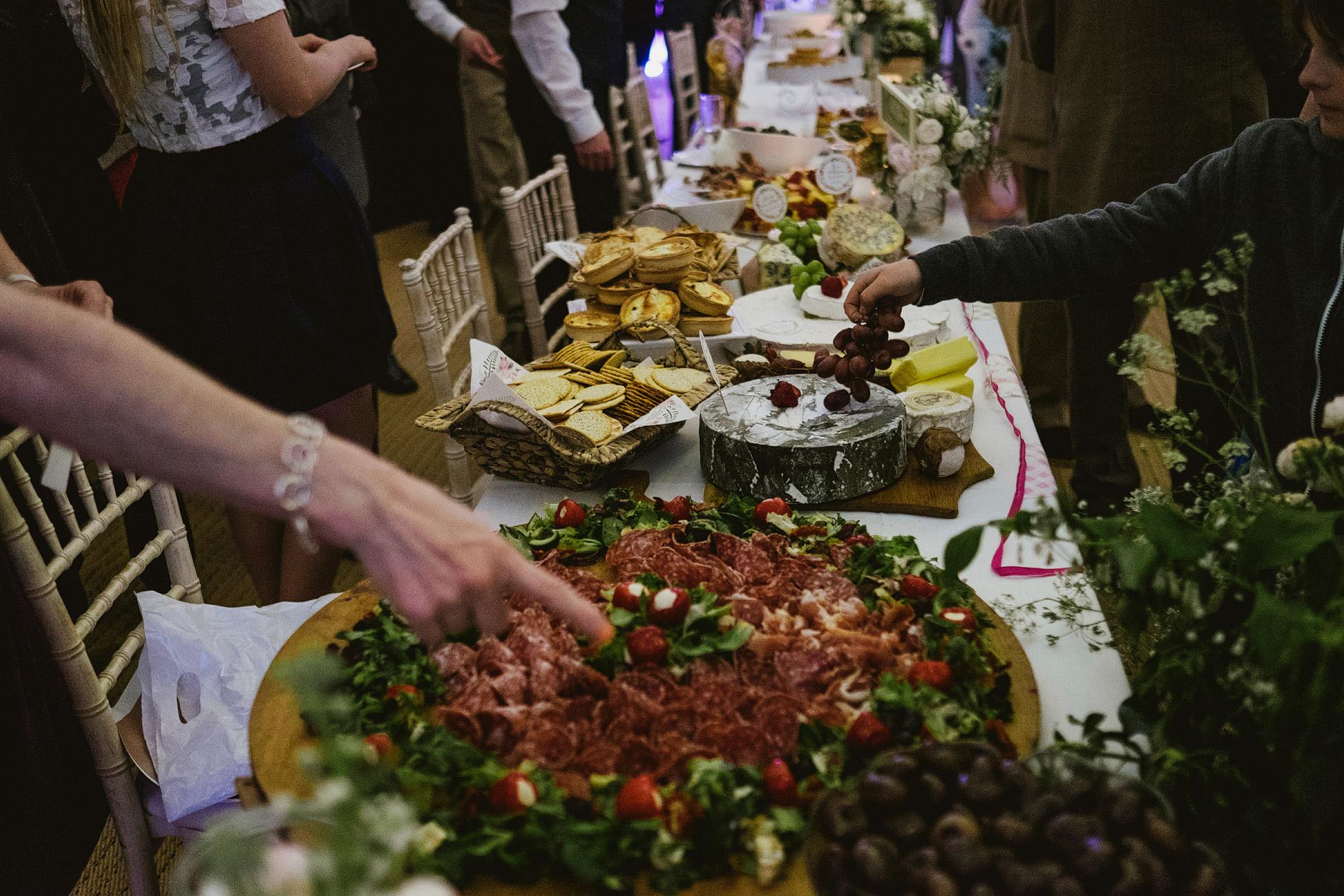 Calke Abbey Evening Wedding Reception