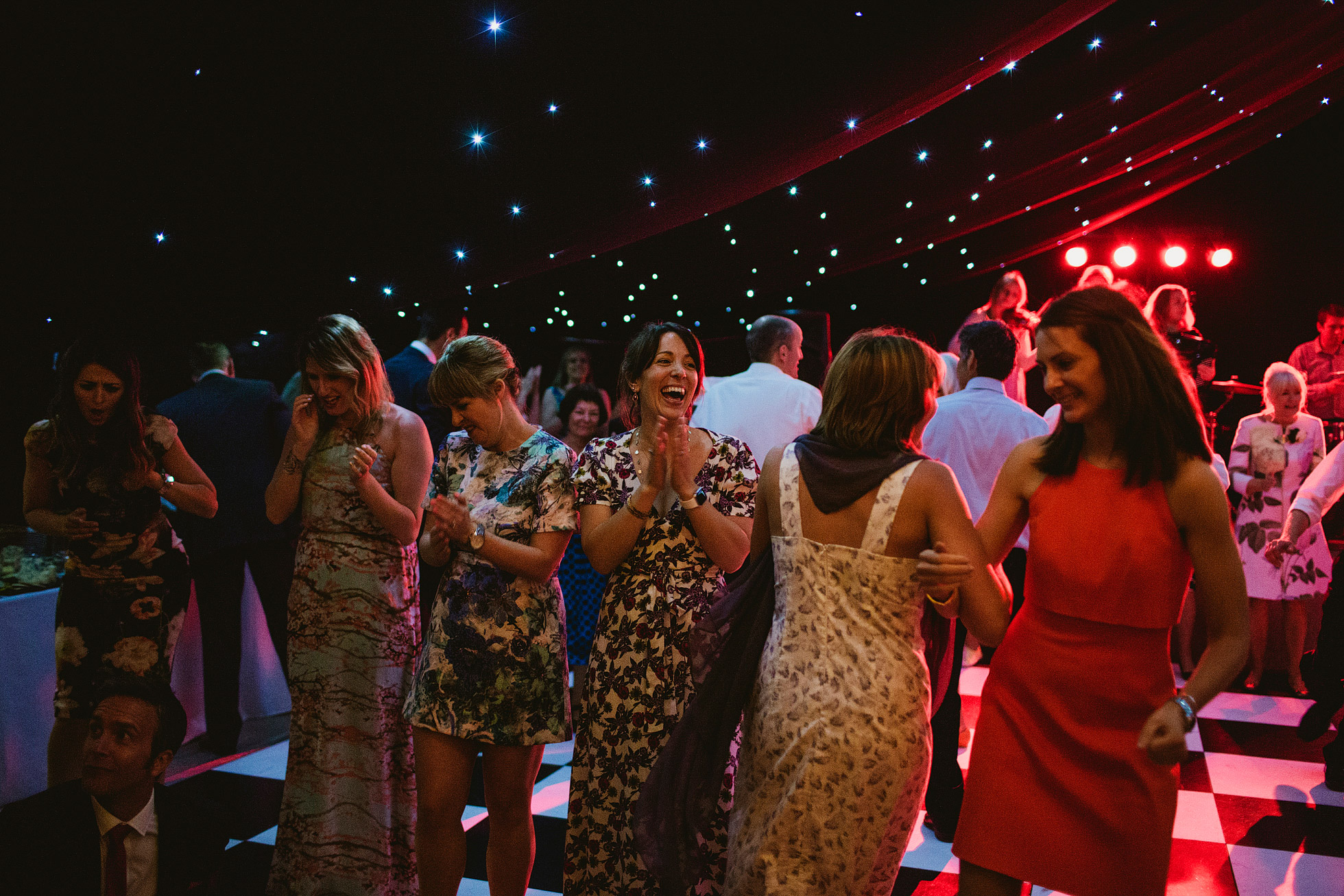 Wedding Dancefloor