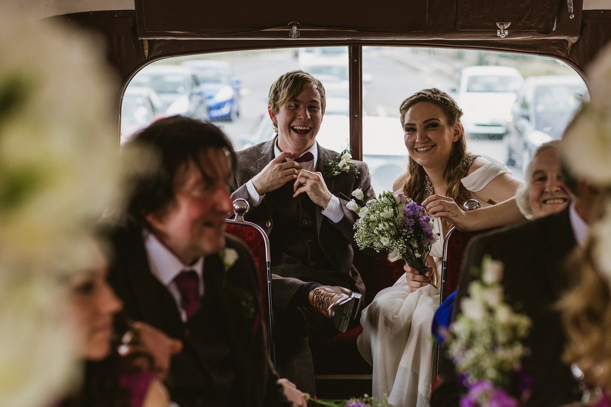 Skipbridge Country Wedding Photography