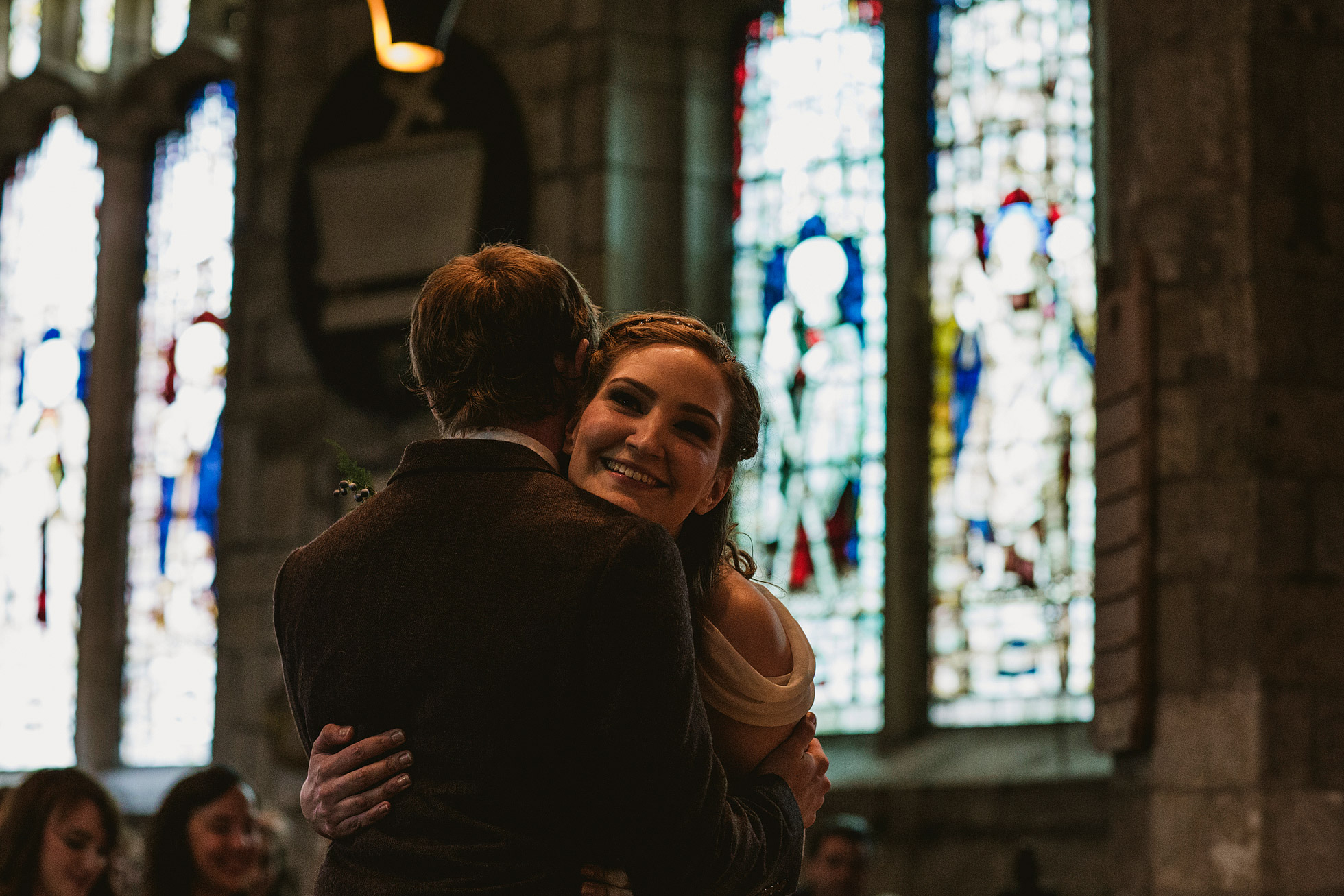 York Church Wedding