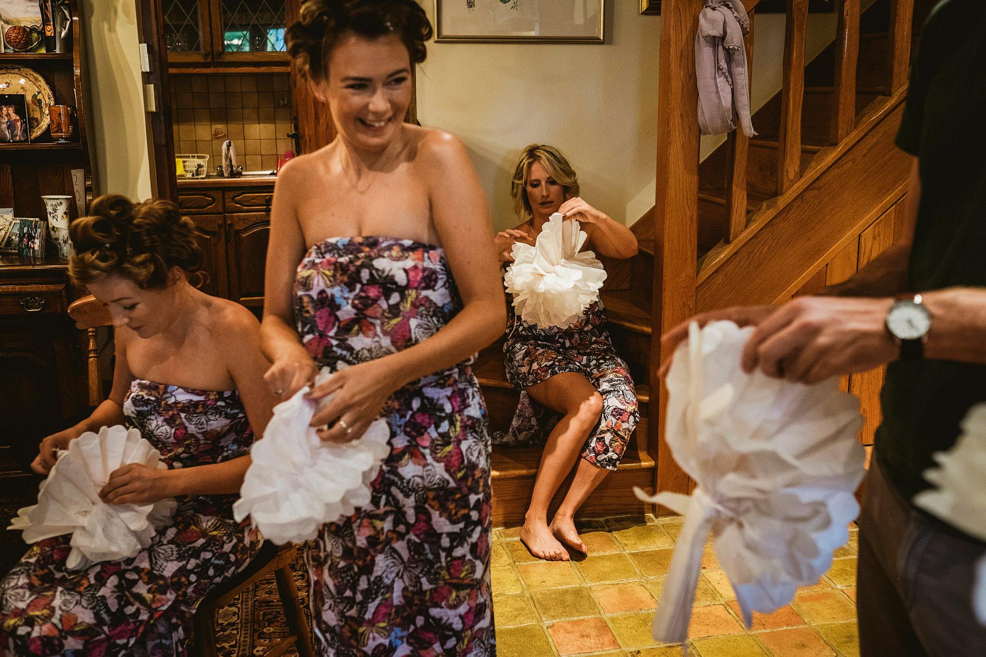 Yorkshire Documentary Wedding Photographer