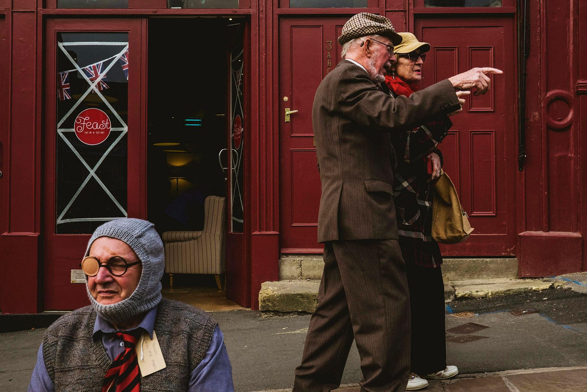 Pickering Street Photographer