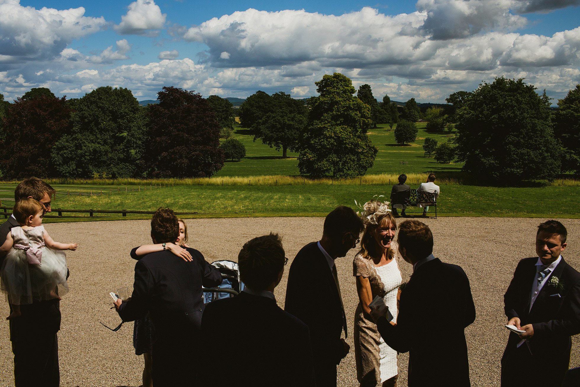 Homme House Wedding Reportage