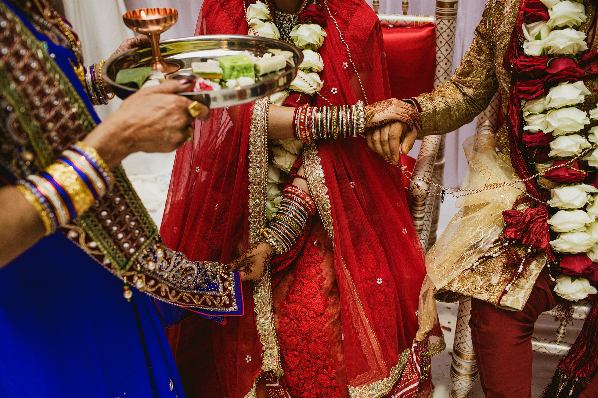 Crossley House Indian Wedding