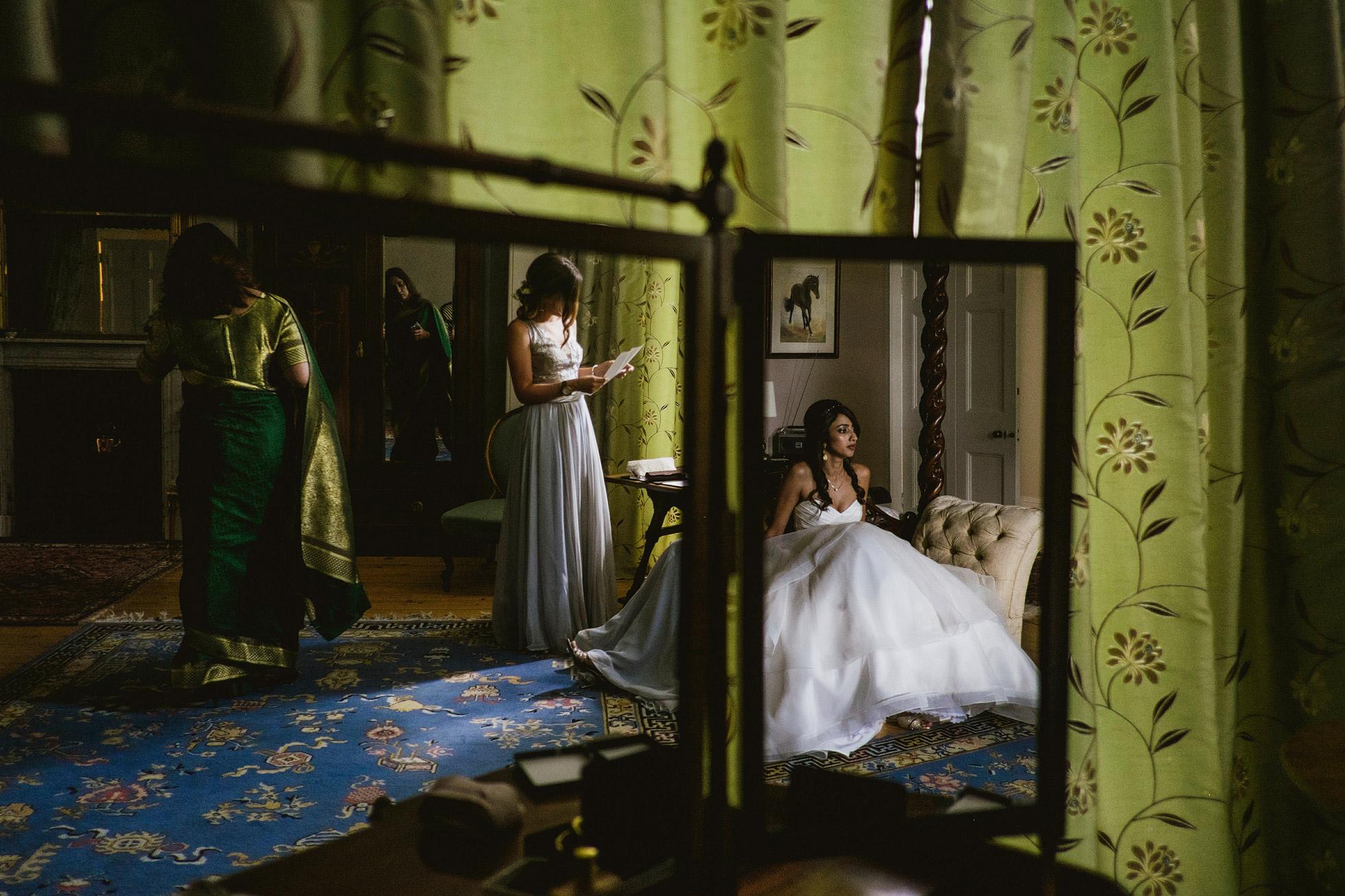 Homme House Bridal Preparations