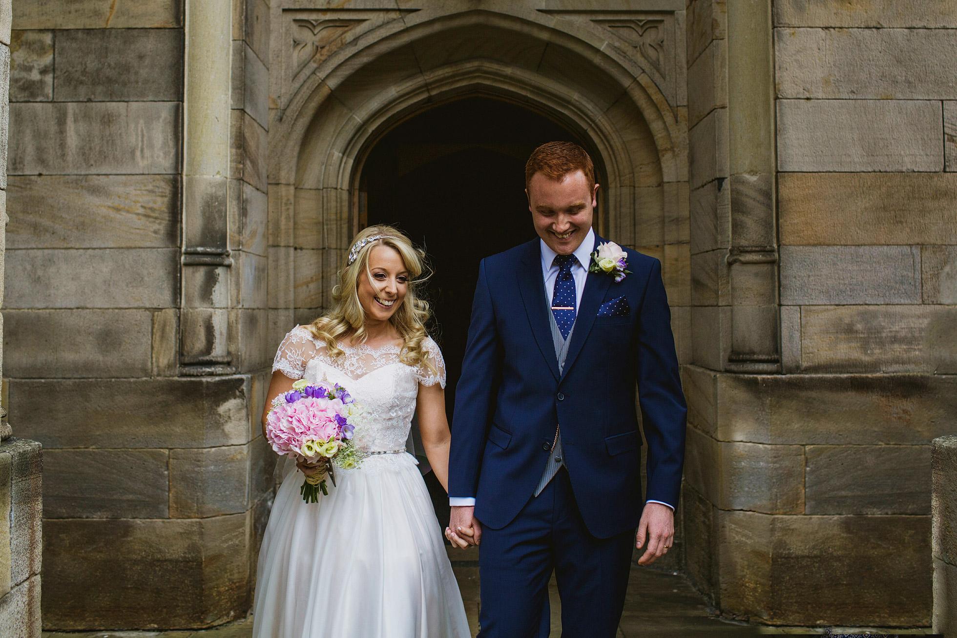 Stand Parish Wedding Photographer