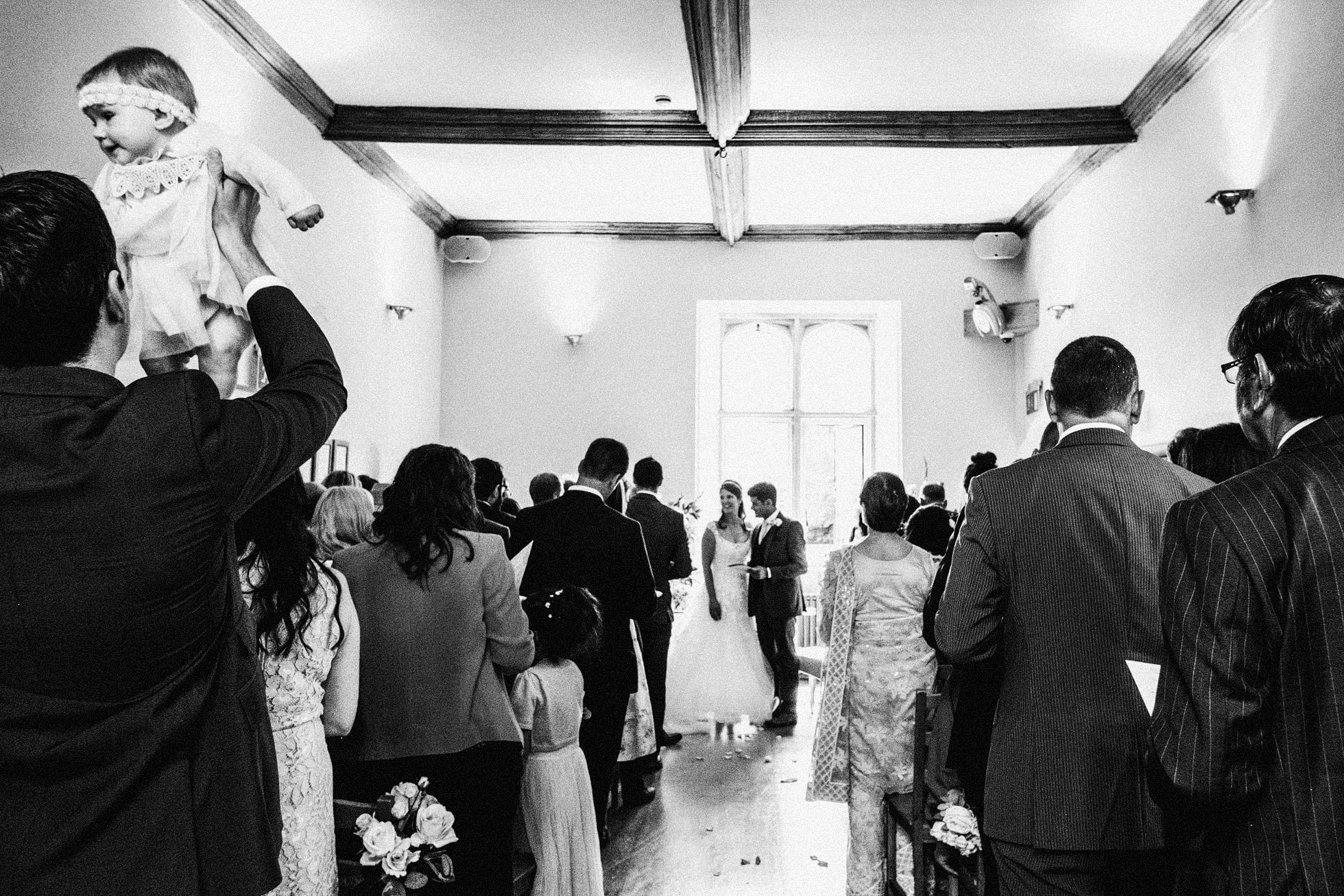 Notley Abbey Wedding Ceremony