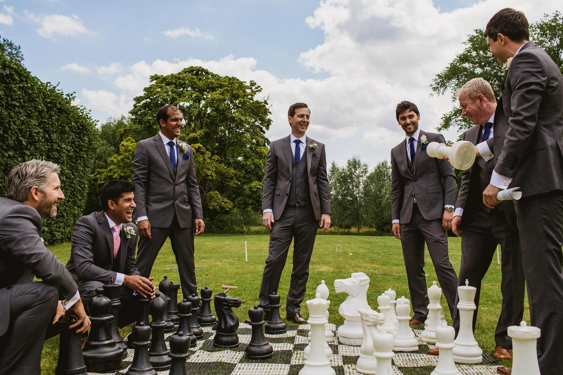 Notley Abbey Wedding Reportage