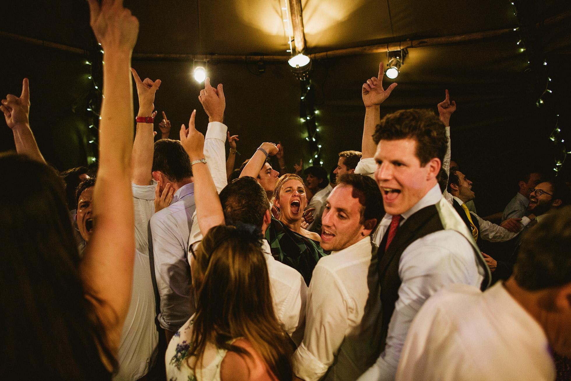 Dancefloor Wedding Antics
