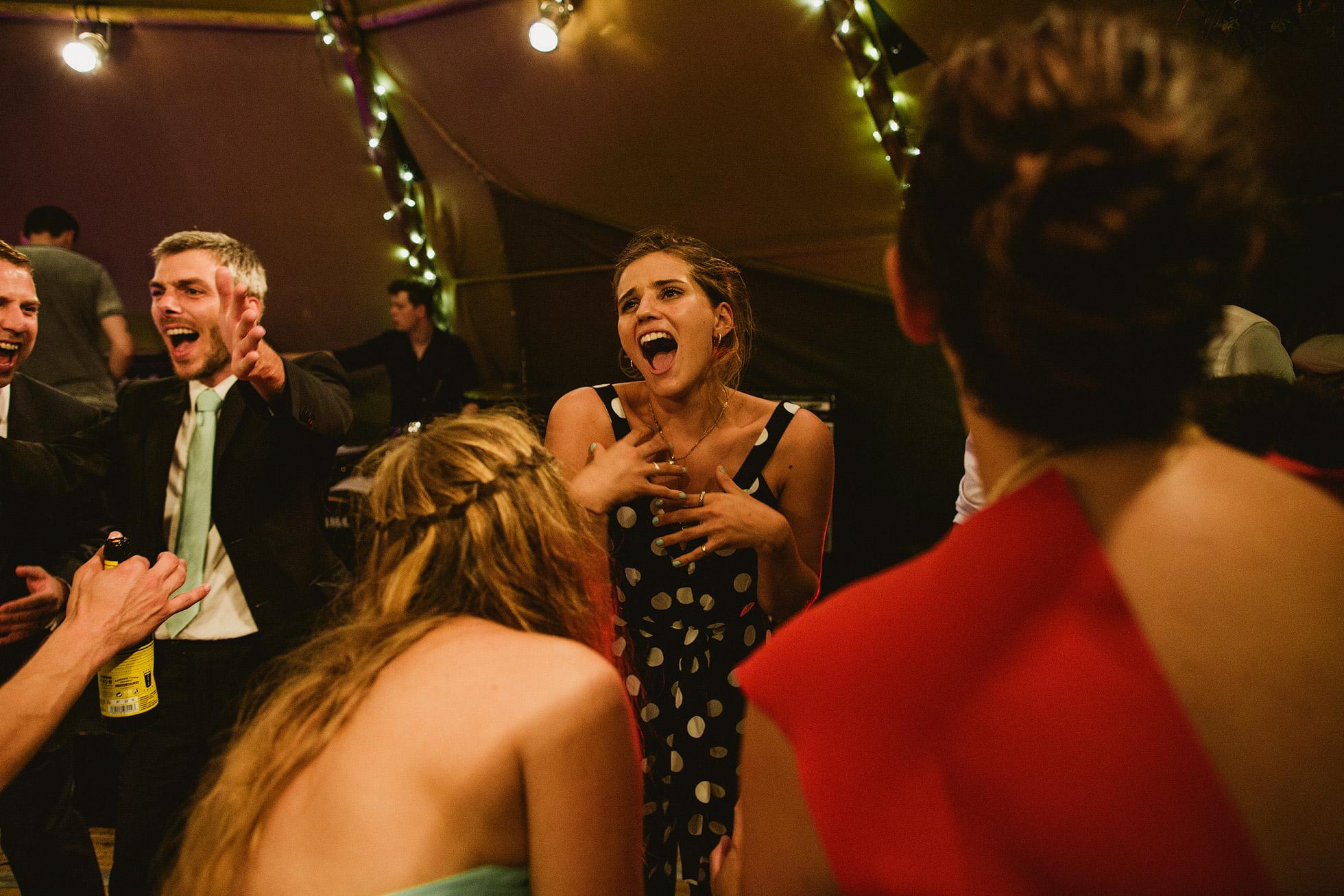 Wedding Night Photography