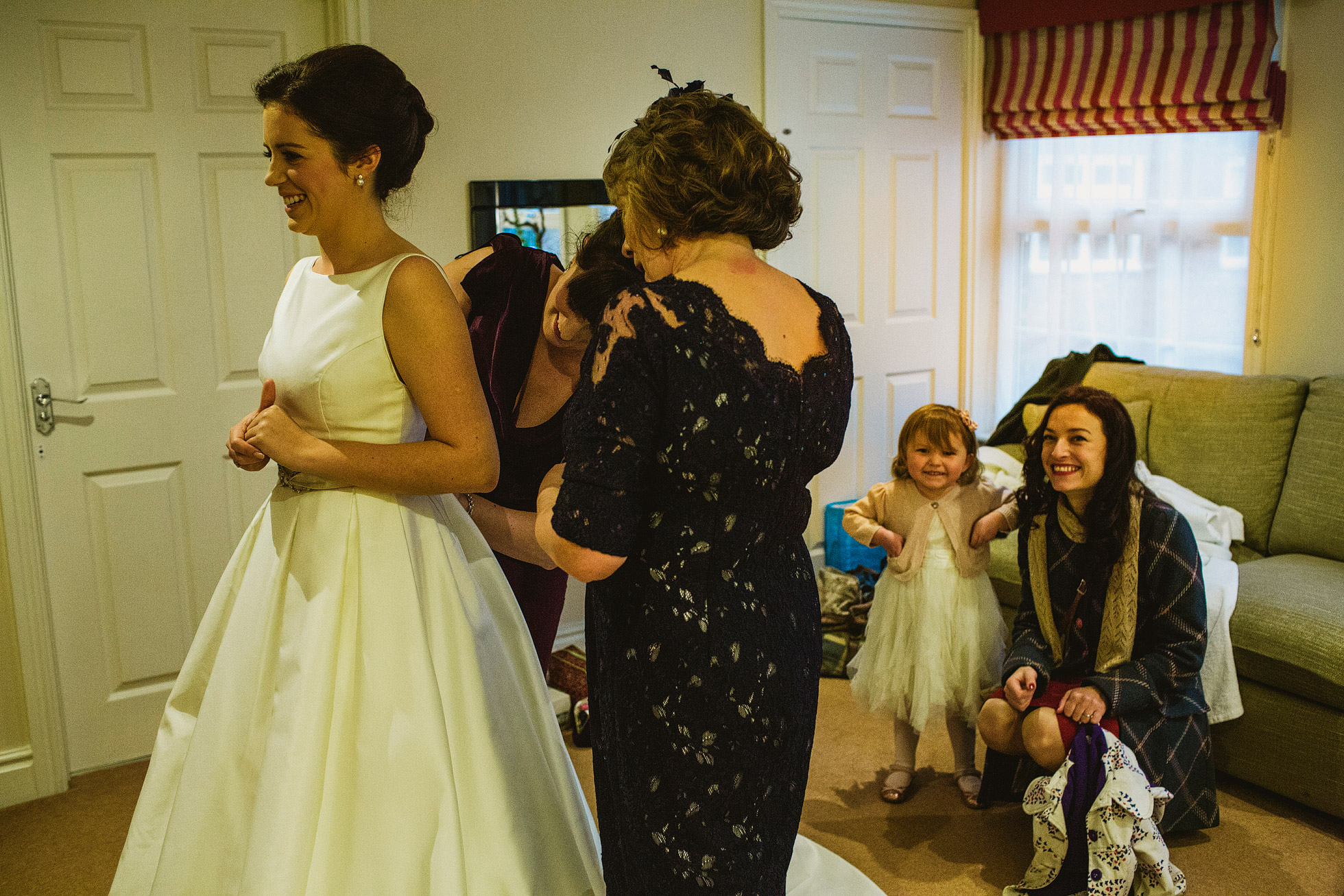 Merchant Adventurers Hall Wedding Photography