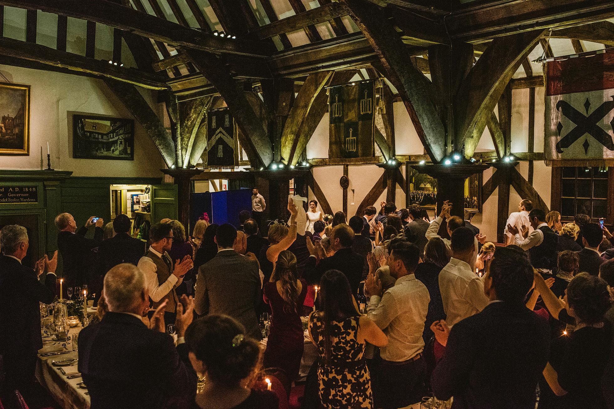 Merchant Adventurers Hall Weddings
