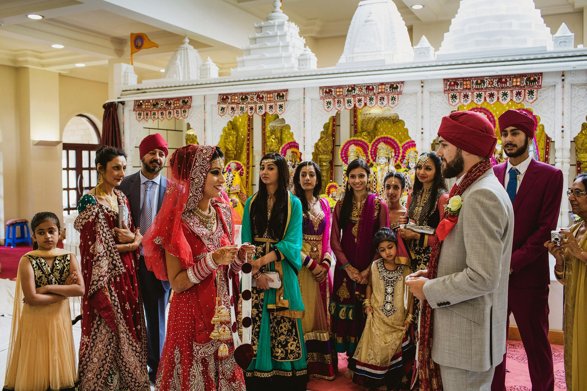 Shree Lakshmi Narayan Hindu Temple Weddings