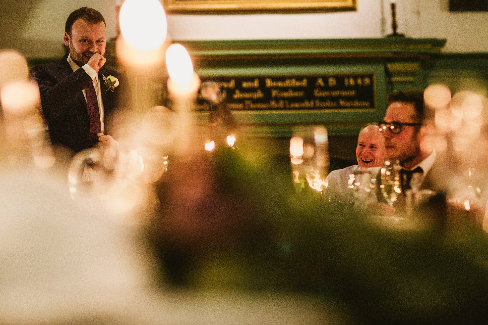 Merchant Adventurers Hall Wedding Speeches