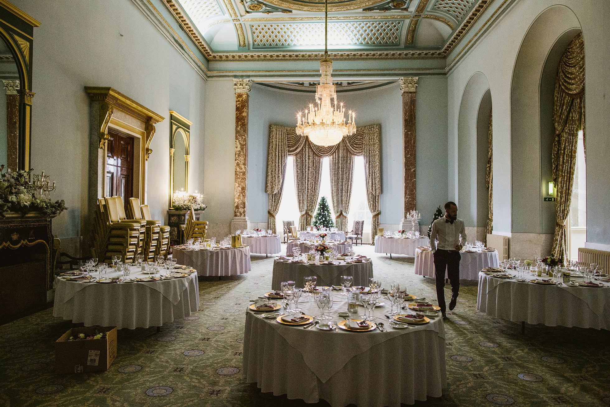 Wynyard Hall Weddings