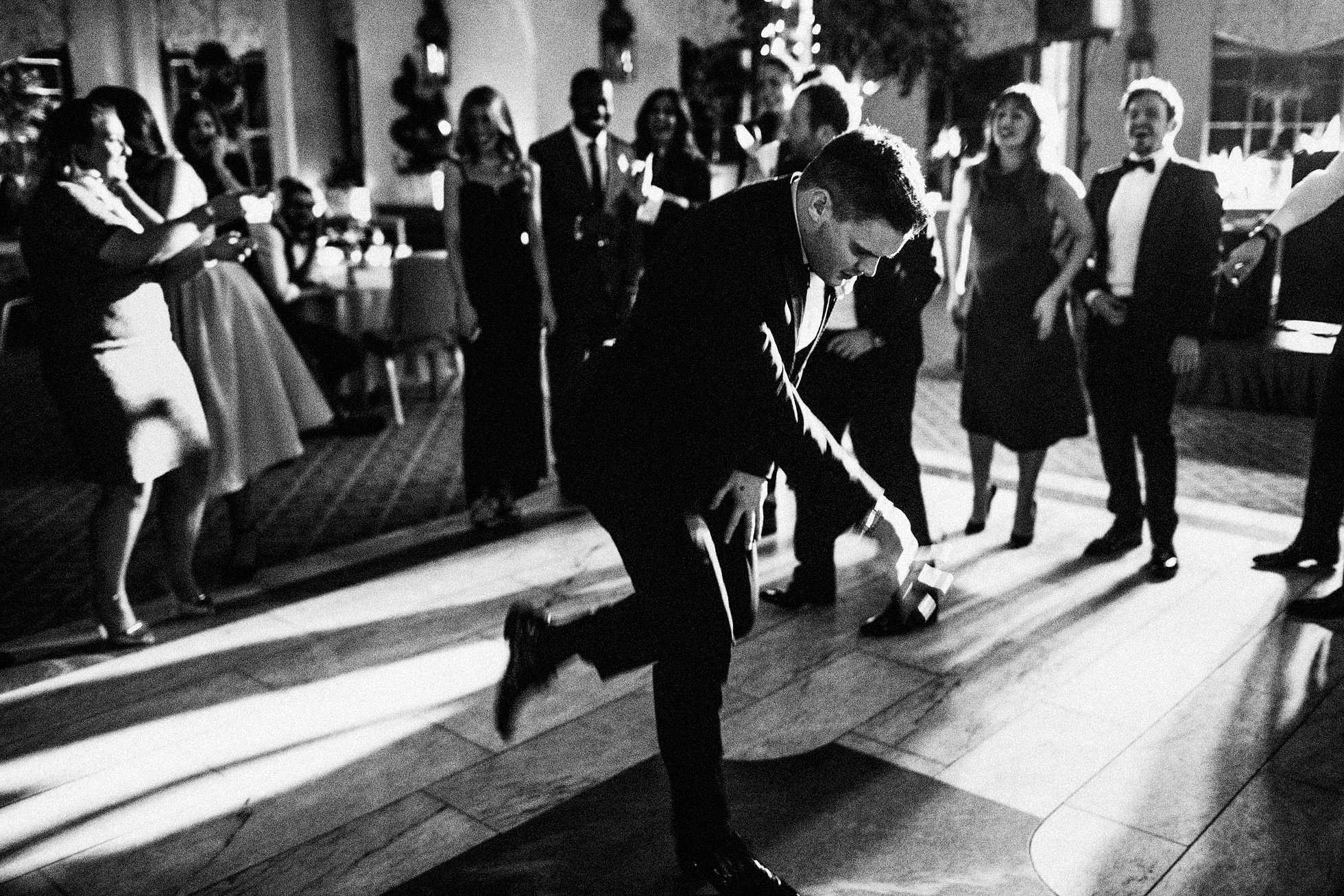 Wynyard Hall Dance Floor