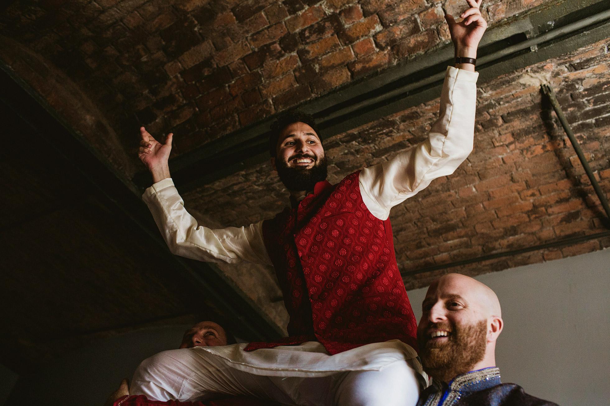 Indian Wedding Titanic Hotel Liverpool