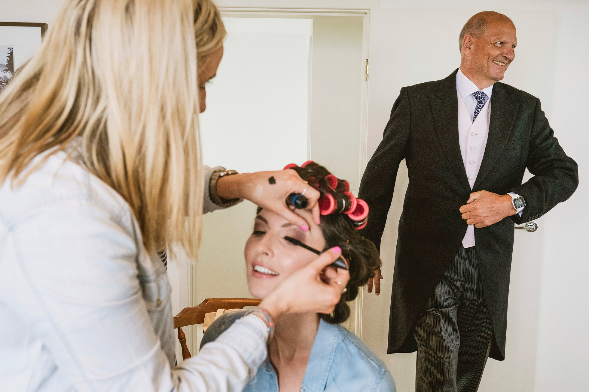 Trearddur Bay Bridal Preparations