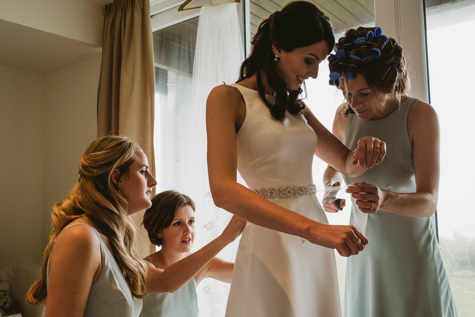 Trearddur Bay Bridal Preparations