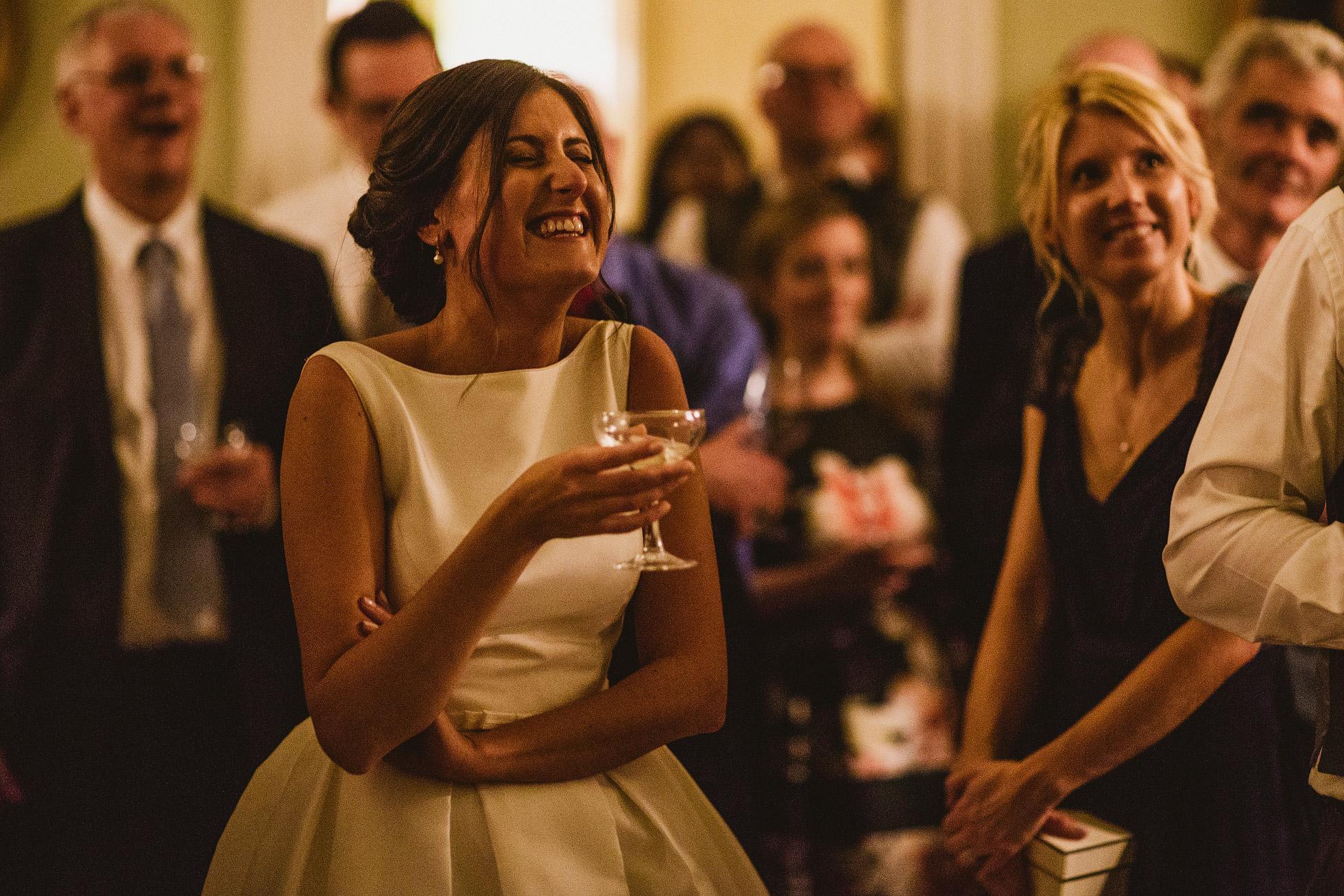 Middleton Lodge Wedding Reception